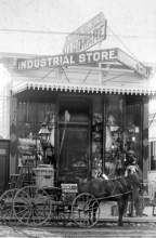Alameda Museum  Revisit Hecker's Hardware and other Webster Street history this Saturday with Alameda Walks.