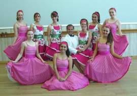 more west coast dancers