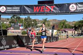 Courtesy photo  Kiera Marshall competed in San Diego.