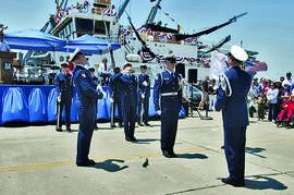 U.S. Coast Guard photo by Chief Petty Officer Sherri Eng
