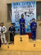 Courtesy Team Silva &nbsp&nbsp Alamedan Jonathan DeLeon won his age category at a June 16 Jiu-Jitsu competition.