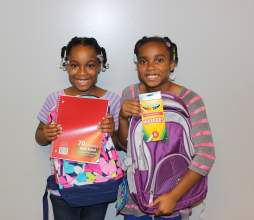 Courtesy photo &nbsp&nbsp&nbsp  Karen and Marie are past beneficiaries of generous donors to the Equipped4Success program.