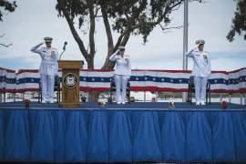 U. S. Coast Guard photo; Petty Officer 2nd Class Brandon Giles