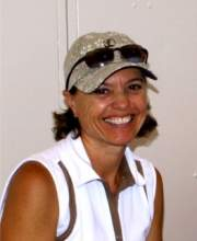 Stephanie Bellato, winner of the July Charm