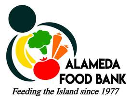 The Alameda Food Bank recently debuted this delicious new logo.