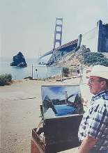 Courtesy photo &nbsp&nbsp Meet Larry Wilson and the other Art in City Hall artists tomorrow night from 5:30 to 6:30 p.m.