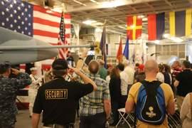 Courtesy photo &nbsp&nbsp Veterans Day will mark the 20th anniversary of the USS Hornet Museum.