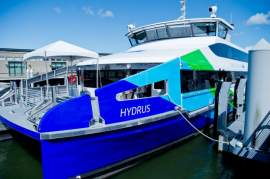 Courtesy photo  With brand new MV Hydrus plying the waters of San Francisco Bay, it might be a good time to review tips on how to be a considerate commuter.