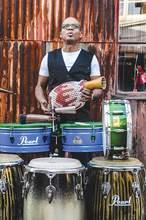 Danny Tan &nbsp&nbsp Jesus Diaz presents a blend of Afro-Cuban influences and dance music this Saturday, April 27.