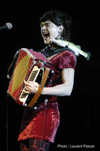 Laurent Pascal &nbsp&nbsp Jet Black Pearl is among the performers coming to town as part of Accordion Frenzy this Saturday.
