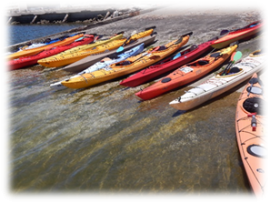 Courtesy photo  Rowers can paddle kayaks and learn about plans for the former Alameda Naval Air Station on Aug. 27.