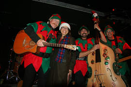 Mike Lano file photo &nbsp&nbsp Mayor Trish Spencer will once again join the Mistletones for the city's annual kickoff of the holiday season this Saturday, Dec. 2.