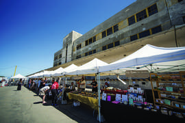 Photos courtesy Maurice Ramirez Photography &nbsp&nbsp Last month Alameda's Mini Maker Faire brought more than 2,500 people to Alameda Point. The historic buildings of the former Naval Air Station provided an inspiring background for the many creative people who attended.