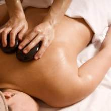 Courtesy photo  The benefits of massage are clear to those who have experienced them