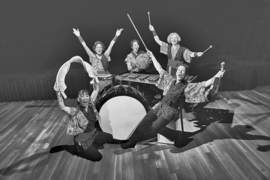Andy Mogg &nbsp&nbsp Maze Daiko celebrates 10 years of its unique blend of music Saturday, Nov. 11.