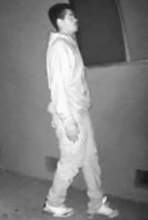 Alameda Police Department &nbsp&nbsp APD released this photograph of an alleged peeping Tom taken by a security camera on Santa Clara Avenue.