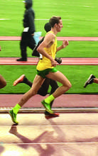 David Teare &nbsp&nbsp SJND alum Cooper Teare competed as one of two freshman in the NCAA men's, 5,000-meter, track-and-field race on June 8 in Eugene, Ore.
