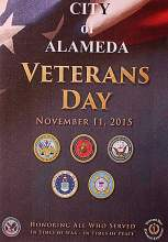 An Alameda Veterans Day