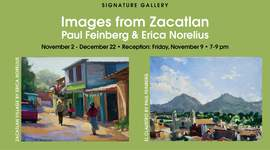 Courtesy photo &nbsp&nbsp An example of work from Images of Zacatlan, about to open at City Hall.