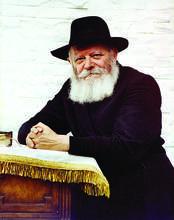 Courtesy photo &nbsp&nbsp Rabbi Menachem Mendel Schneerson