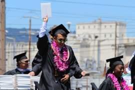 Tyler Kennedy, Alameda High School Class of 2017