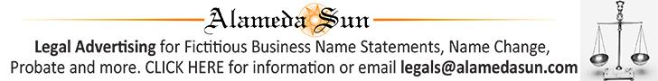 Alameda Sun Legal Advertising