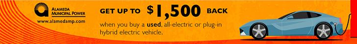 Rebate for electric cars.
