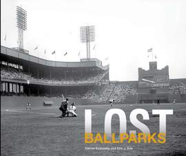 Lost Ballparks Cover