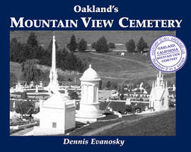 Mountain View Cemetery by Dennis Evanosky