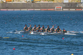 Oakland Strokes &nbsp&nbsp Members of the Men's Lightweight Eight won gold medals at the US Rowing Junior National Championships.