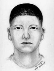 San Francisco Police Department &nbsp&nbsp San Francisco police released this sketch of the suspect in the Sept. 8 random attack on an Alameda husband and father of two.