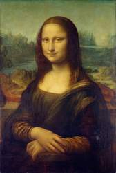 "Wikimedia Commons &nbsp&nbsp If Leonardo da Vinci had been an Alameda resident, he could have applied to show the ""Mona Lisa"" at City Hall."