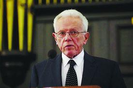 Rev. Jack Buckley