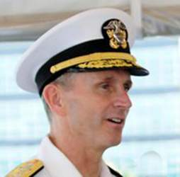 US Navy - Chief of Naval Operations Jonathan Greenert nominated Alameda Point for a restoration award.