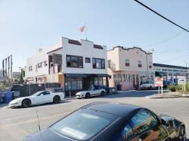 Eric J. Kos &nbsp&nbsp One of the locations considered for a potential cannabis dispensary is at 2416 Lincoln Ave., upstairs in the building above located near Park Street.