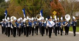 Courtesy photo  Don't miss the EHS band in all its finery this weekend.