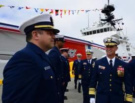 Petty Officer 3rd Class Loumania Stewart, 11th District Public Affairs