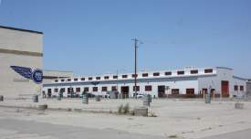 Dennis Evanosky &nbsp&nbsp&nbsp Building 91 on Alameda Point will be home to a brewery and a malt producer later this year. The building once served the Navy as a storage facility.