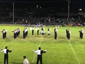 "Courtesy Sue Yajko &nbsp&nbsp Thanks to Alameda parent Sue Yajko, the Alameda Hornets have a new marching band named ""The Sting."" The band fills a void left since the early 1990s."