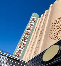 Courtesy photo &nbsp&nbsp Common Networks works with historic Alameda Theatre as location from which to deliver faster, more reliable high-speed Internet service into the home.
