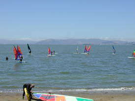 Courtesy www.boardsportscalifornia.com &nbsp&nbsp Windsurfers know there's plenty of fun to be had on the West End this Labor Day.