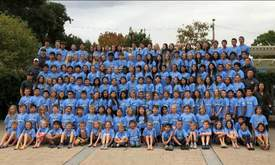 Courtesy photo &nbsp&nbsp The newly combined Alameda Gators Swim Team features 263 swimmers.