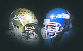 File photo. The Big Game is coming up this Friday between the Alameda Hornets and Encinal Jets football teams.