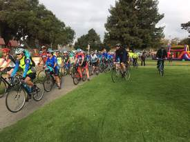 Courtesy Bill Delaney &nbsp&nbsp Last Saturday's Bike for the Parks event, hosted by the Friends of the Parks, was a success again this year. The community bicycle ride was held for the second time to raise funds to maintain Alameda's parks.