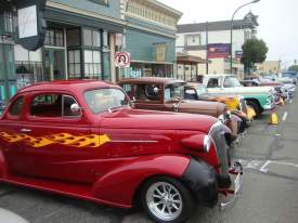 "Courtesy DABA &nbsp&nbsp More than 400 classic cars will line Park Street this Saturday for the annual Classic Car Show. New this year is ""EV Alley"" featuring electric vehicles."