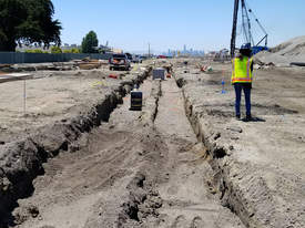 Courtesy Alameda Point Partners &nbsp&nbsp The groundwork has been laid for new neighborhoods to arise on the grounds of the former Alameda Naval Air Station.