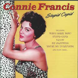 """Courtesy image &nbsp&nbsp After """"Stupid Cupid"""" became a hit for Connie Francis in 1958, she likely forgave the little cherub for all his painful trickery."""
