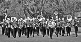 File photo &nbsp&nbsp The annual Encinal Extravaganza of Bands will be held Saturday, May 19. West End residents should be prepared for road closures and detours that day from 9:15 a.m. to 12:30 p.m. while marching bands compete.