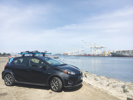 Courtesy photo &nbsp&nbsp Alameda is among the first cities to try out Gig Car Share, a one-way carsharing program that allows cars to be left anywhere within certain designated areas.