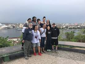 Courtesy photo &nbsp&nbsp Both students and members of the public participated in last year's College of Alameda Business in Cuba program.